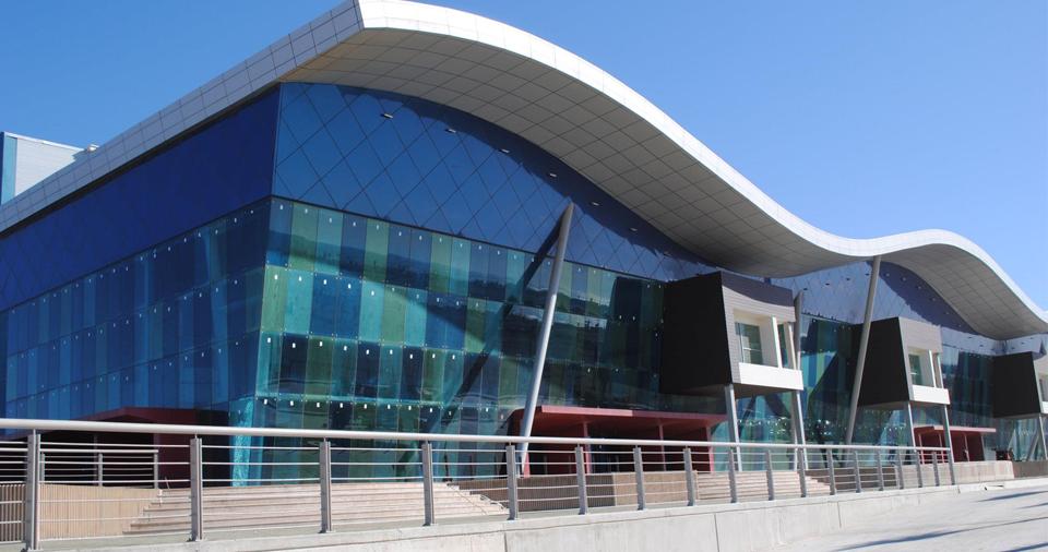 Centro Metropolitano de Convenciones