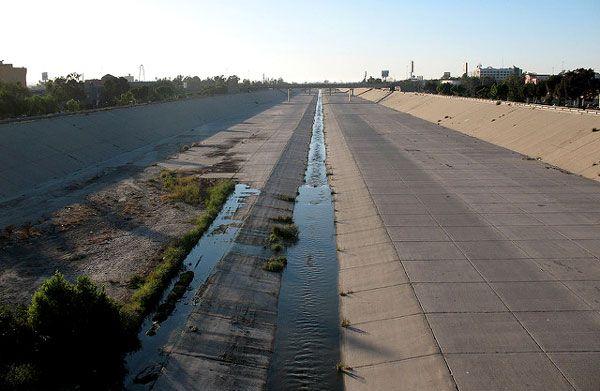 Canalización del Cruce del Río Alamar