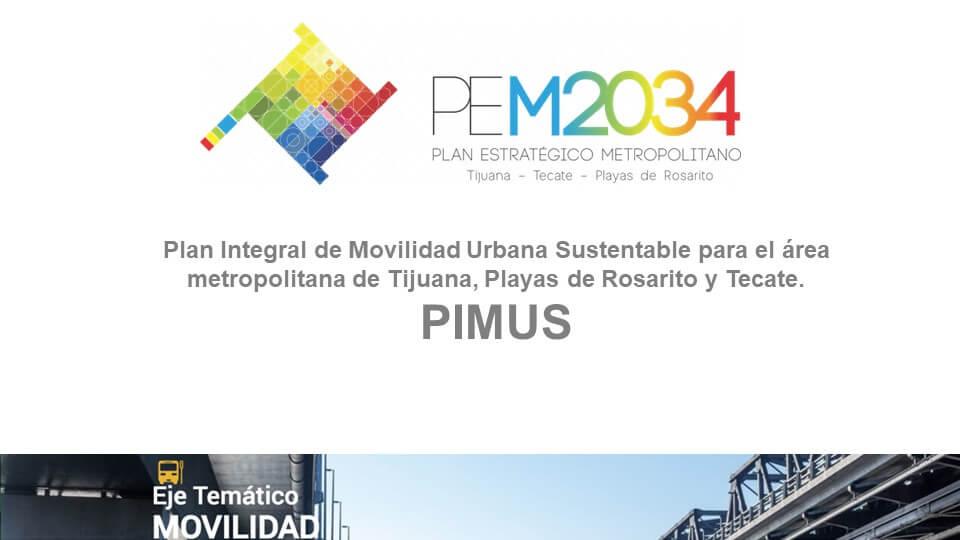 Programa Integral de Movilidad Sustentable