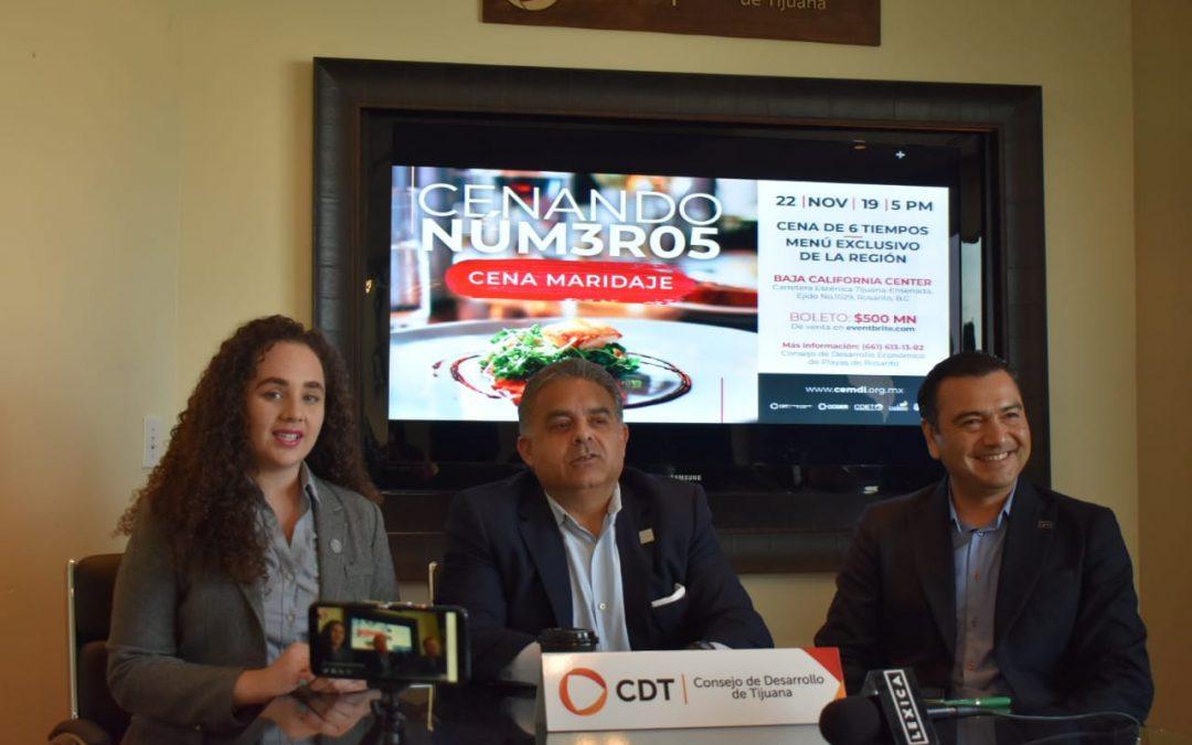 CDT y CCDER darán a conocer estadísticas de productos de la región