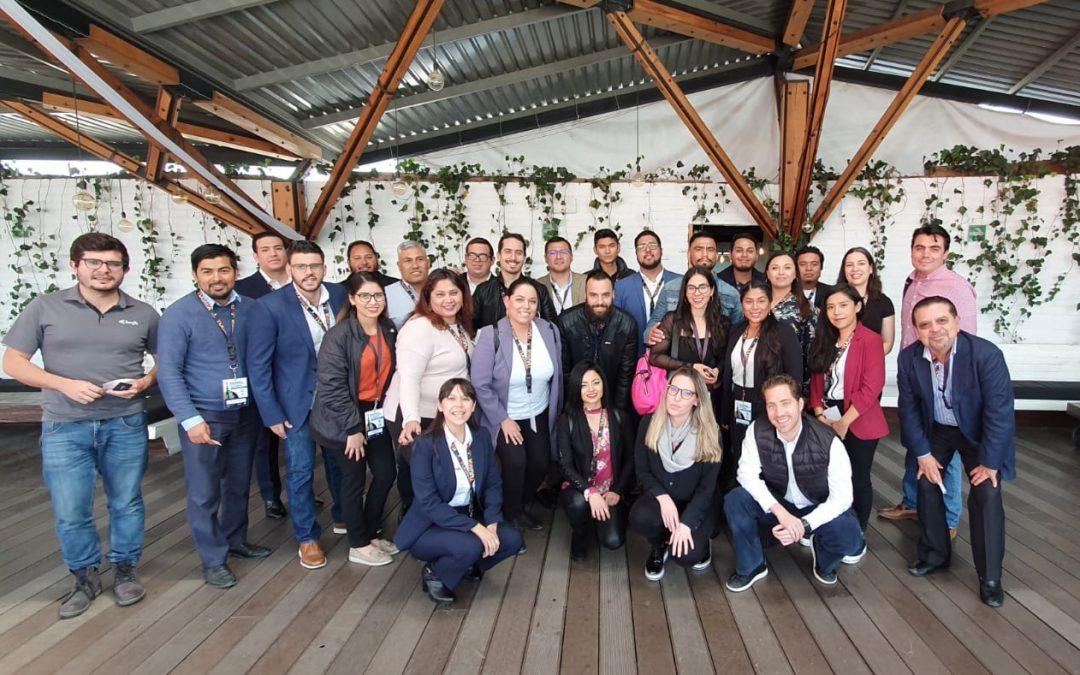 Inician emprendedores de BC viaje para fortalecer sus proyectos de negocio