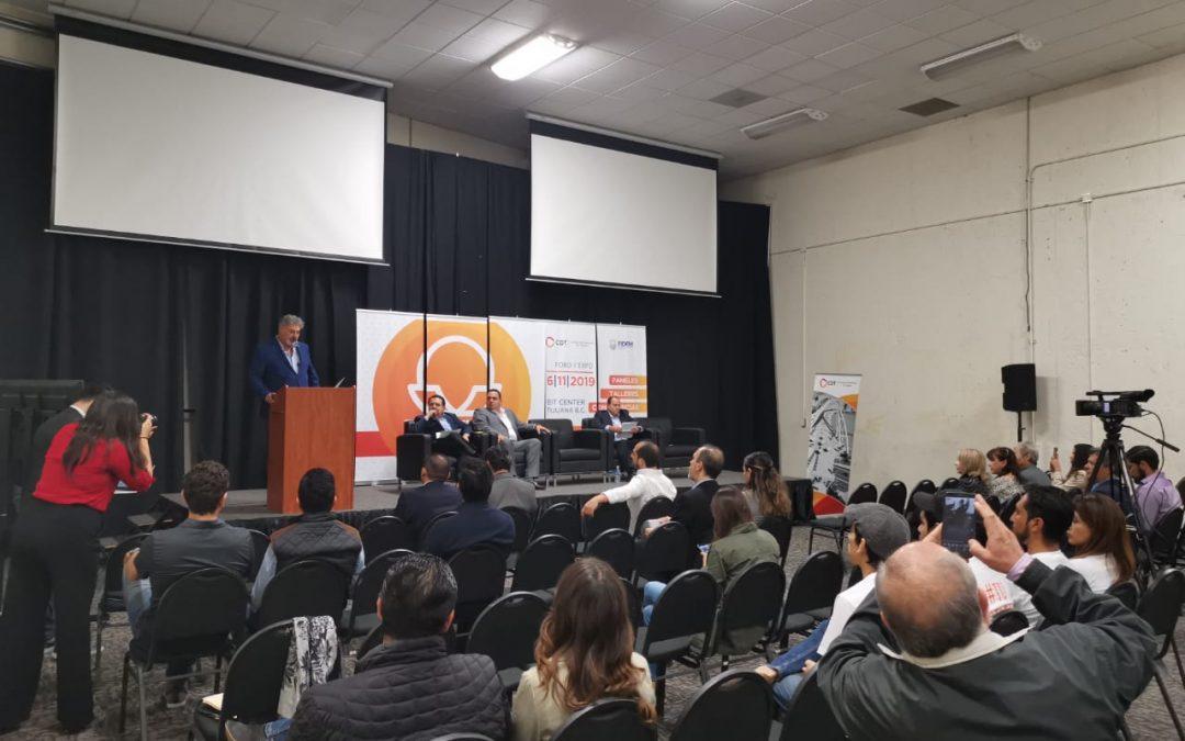 Realiza CDT primer foro y expo para emprendedores sociales