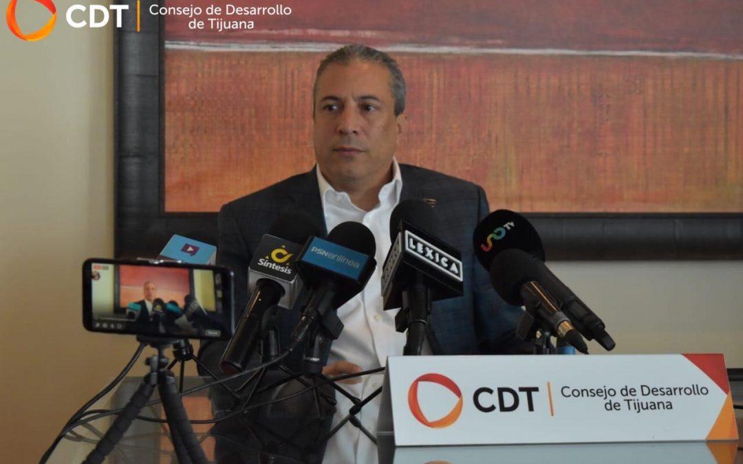 CDT impulsa consolidación de proyectos para Tijuana
