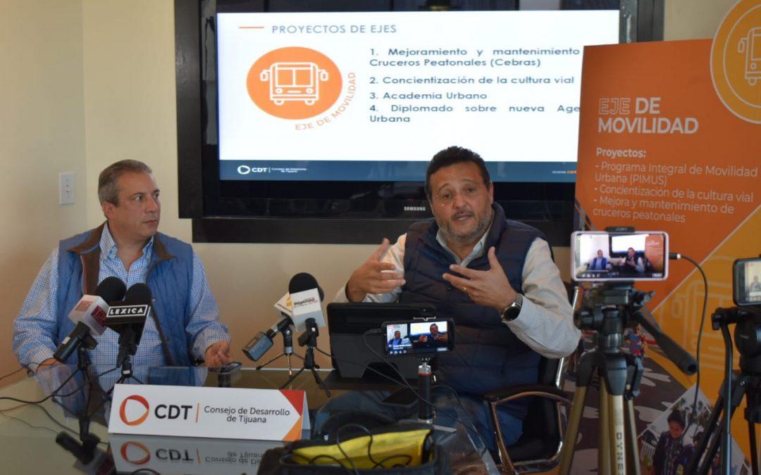 CDT dará impulso al mejoramiento de la movilidad urbana