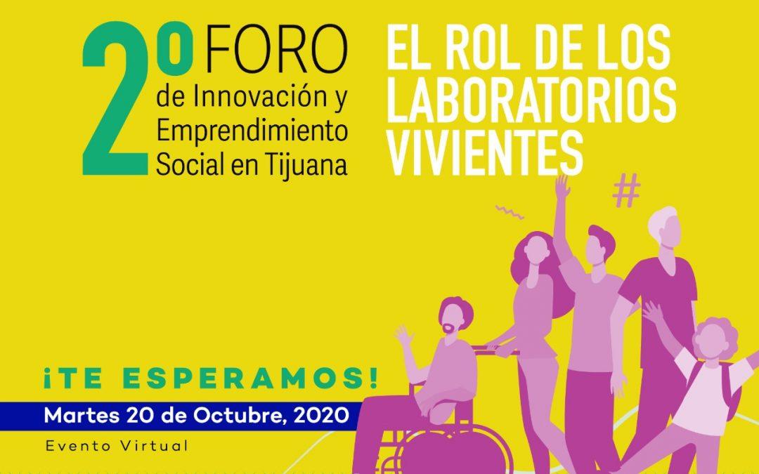Anuncia CDT 2do foro de innovación y emprendimiento social en Tijuana