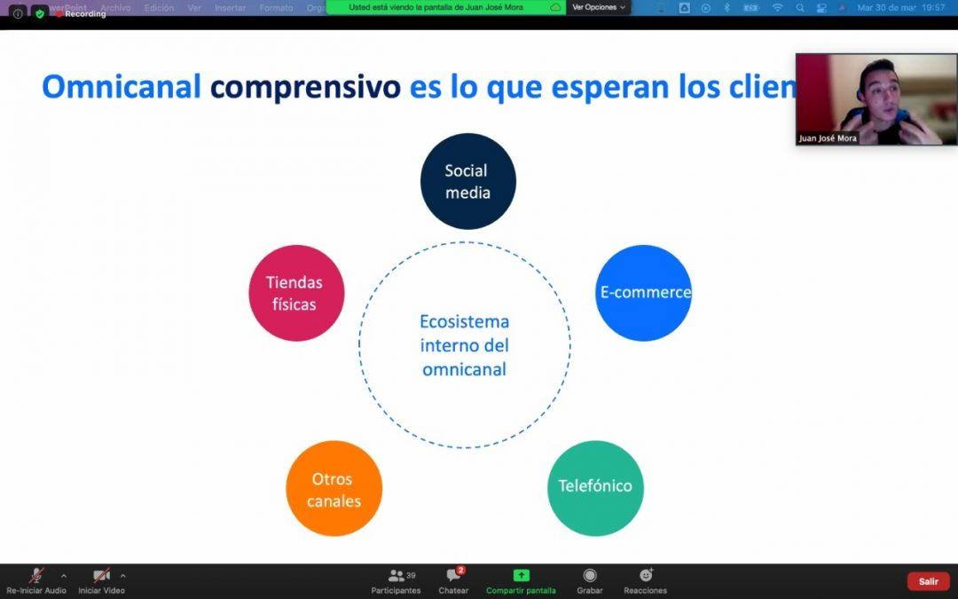 Ecosistema emprendedor con gran potencial de crecimiento digital