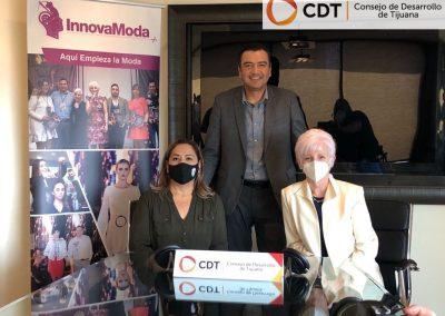 Reconoce CDT apoyo a talentos locales a través de InnovaModa