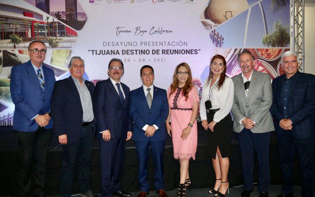 Tijuana, sede de los mejores congresos y convenciones: CDT